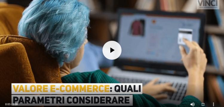 calcolare valore e-commerce e investimento online